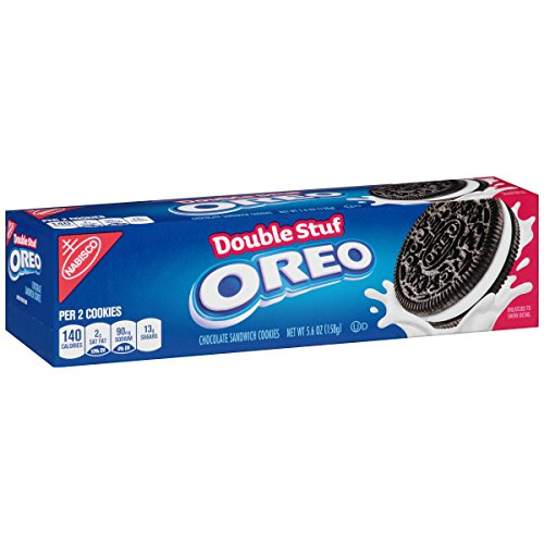Oreos, Double Stuf, 5.6 oz by Oreo (Image #1)