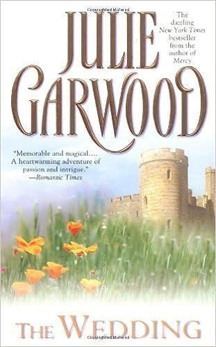 the wedding julie garwood 9780671871000 amazoncom books