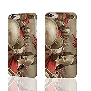300 Movie 3d Durable Hard Unique Case for Iphone 5 5s