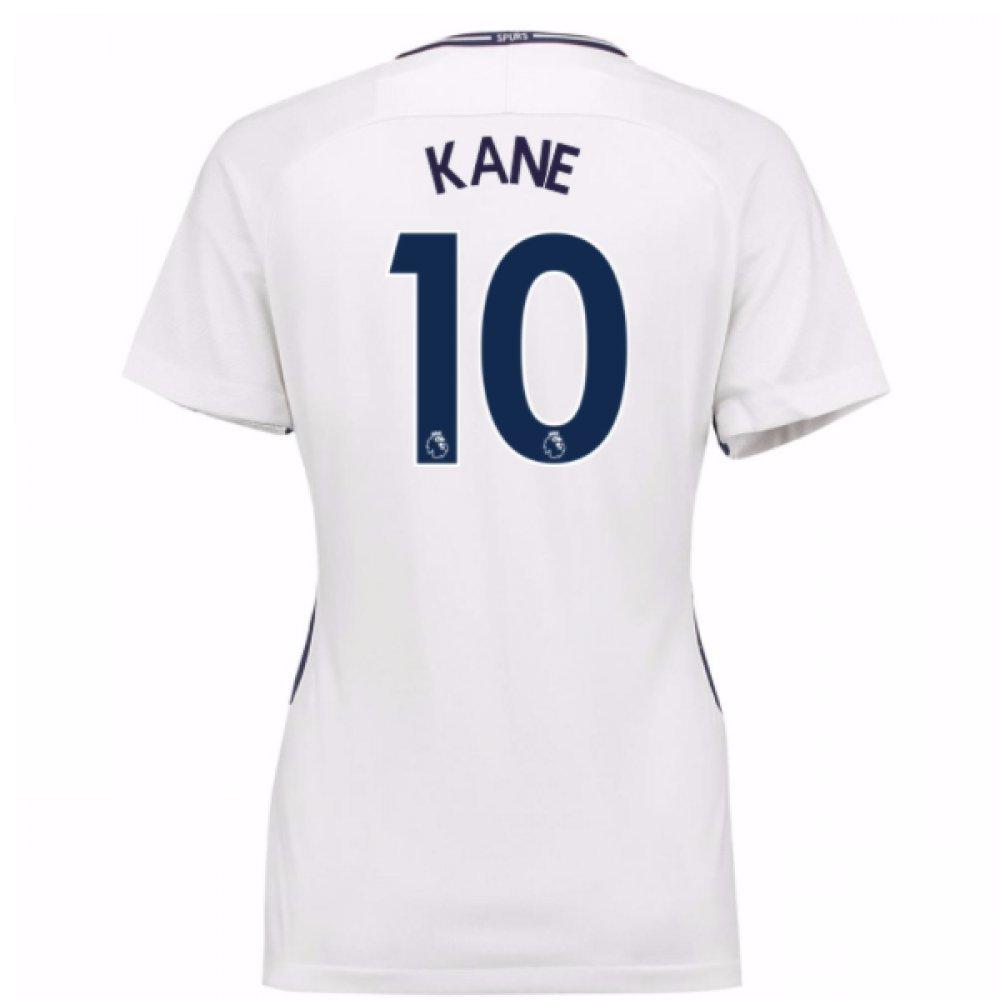 2017-18 Tottenham Damenschuhe Home Football Soccer T-Shirt Trikot (Harry Kane 10)