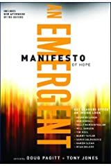 Emergent Manifesto of Hope, An (ēmersion: Emergent Village resources for communities of faith)