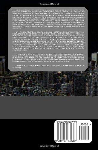 La Primera Mutacion (Spanish Edition): The Sun Maker, The ...