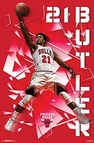 Trends International Chicago Bulls Jimmy Butler Wall Poster