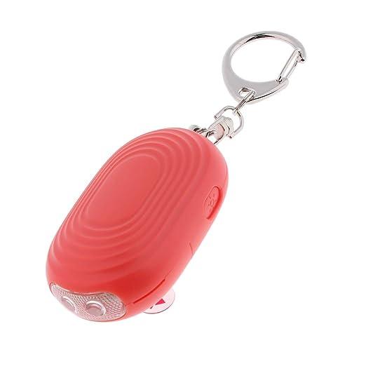 Llavero de Alarma de Seguridad Accesorio de Proteccion de ...