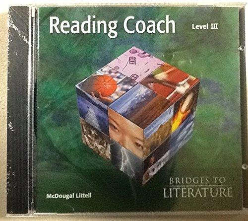 McDougal Littell Language of Literature: Reading Coach CD-ROM Level 3 (Lang of Lit Rev 6-12 00-01) ebook