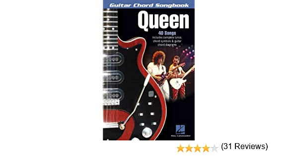 Queen Songbook (Guitar Chord Songbooks) (English Edition) eBook ...
