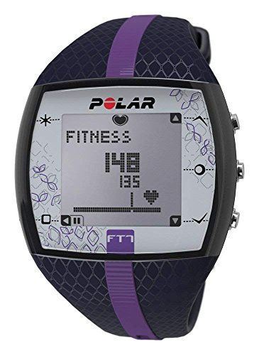 Polar FT7 Heart Rate Monitor (Certified Refurbished) (Blue/Lilac) (Polar Watches Ft7)