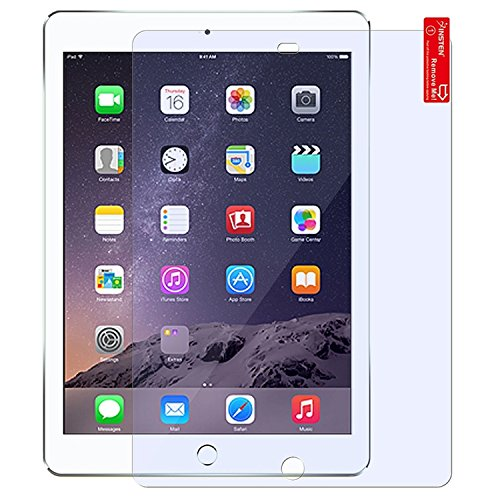 Insten For Apple iPad 5 / iPad Air Reusable Screen Protector