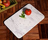 indian vegetable chopper - Hashcart Beautiful Marble Chopping, Chopper, Cutting Board   For Bread, Fruits,Vegetables Meat and Cheese Serving Tray