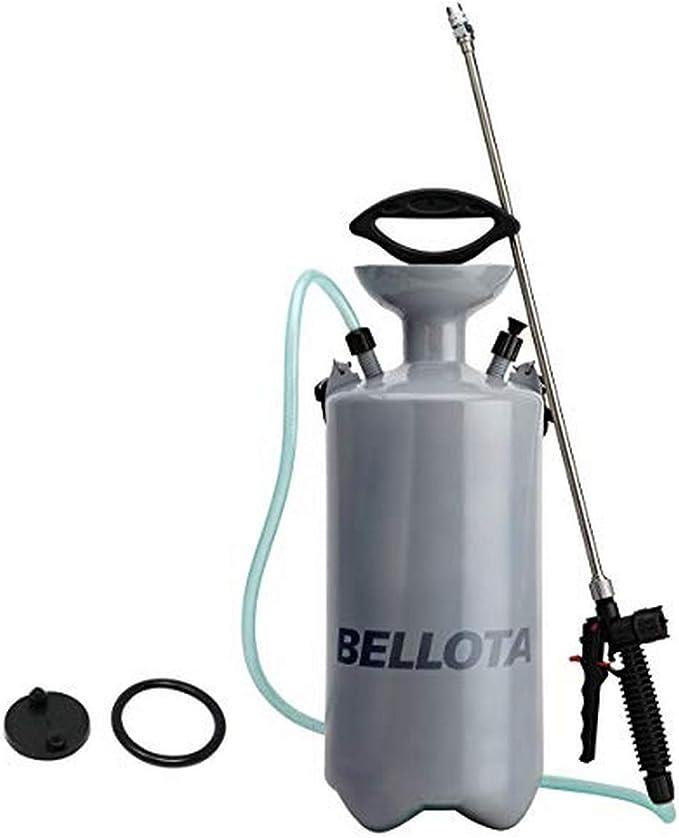 Bellota 3710-10 - Puverizador con mochila de pulverización a presión, mochila de 10 litros para fumigar con lanza: Amazon.es: Jardín