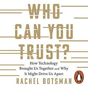 Who Can You Trust? Audiobook