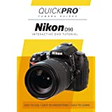 Nikon D90 Instructional DVD by QuickPro Camera Guides