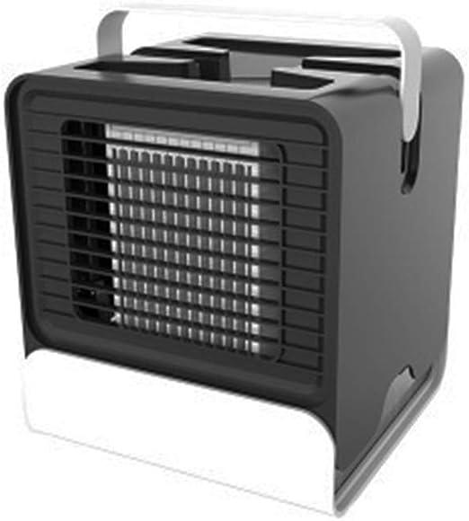 Ventilador de Aire Acondicionado Mini Ion Negativo: Amazon.es: Hogar