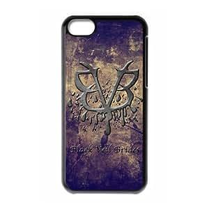 Black Veil Brides Retro Custom Design Apple Iphone 6 (4.5) Hard Case Cover phone Cases Covers