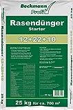 Rasendünger Starter 25 kg für ca. 700 m²