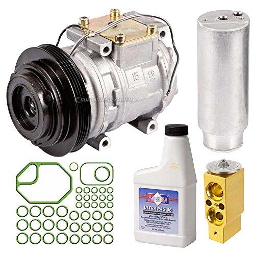 Toyota Corolla A/c Compressor - AC Compressor w/A/C Repair Kit For Toyota Corolla - BuyAutoParts 60-80210RK New