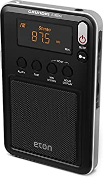 2-Pack Eton Mini Compact AM/FM/Shortwave Radio