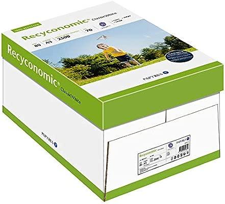 Papyrus 88031813 Recyconomic Classicwhite - Papel reciclado para ...