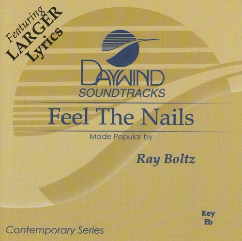 Feel The Nails [Accompaniment/Performance Track]