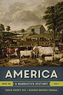 Amazon america a narrative history brief tenth edition vol america a narrative history brief tenth edition vol 1 fandeluxe Image collections