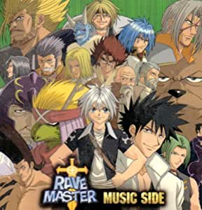Rave Master - Music Side
