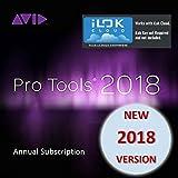 Avid Pro Tools 2018 Annual Subscription