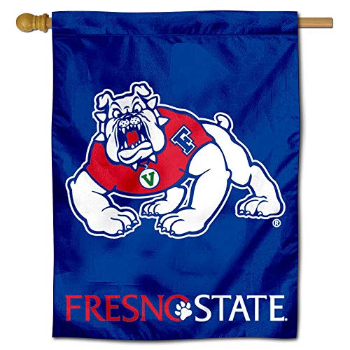 FSU Bulldogs House Flag Banner
