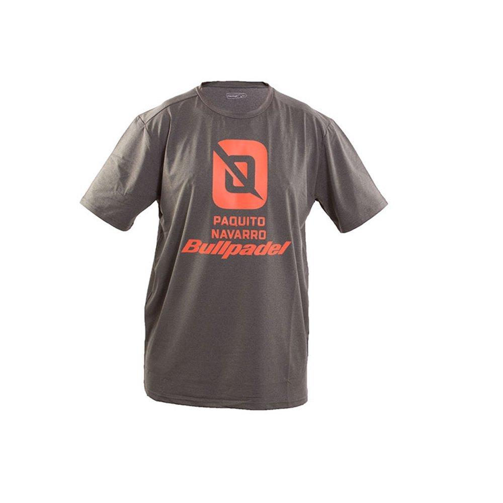 - Bull Padel - Camiseta de manga corta con el estampado