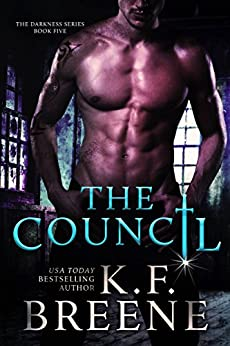 The Council (Darkness #5) by [Breene, K.F.]