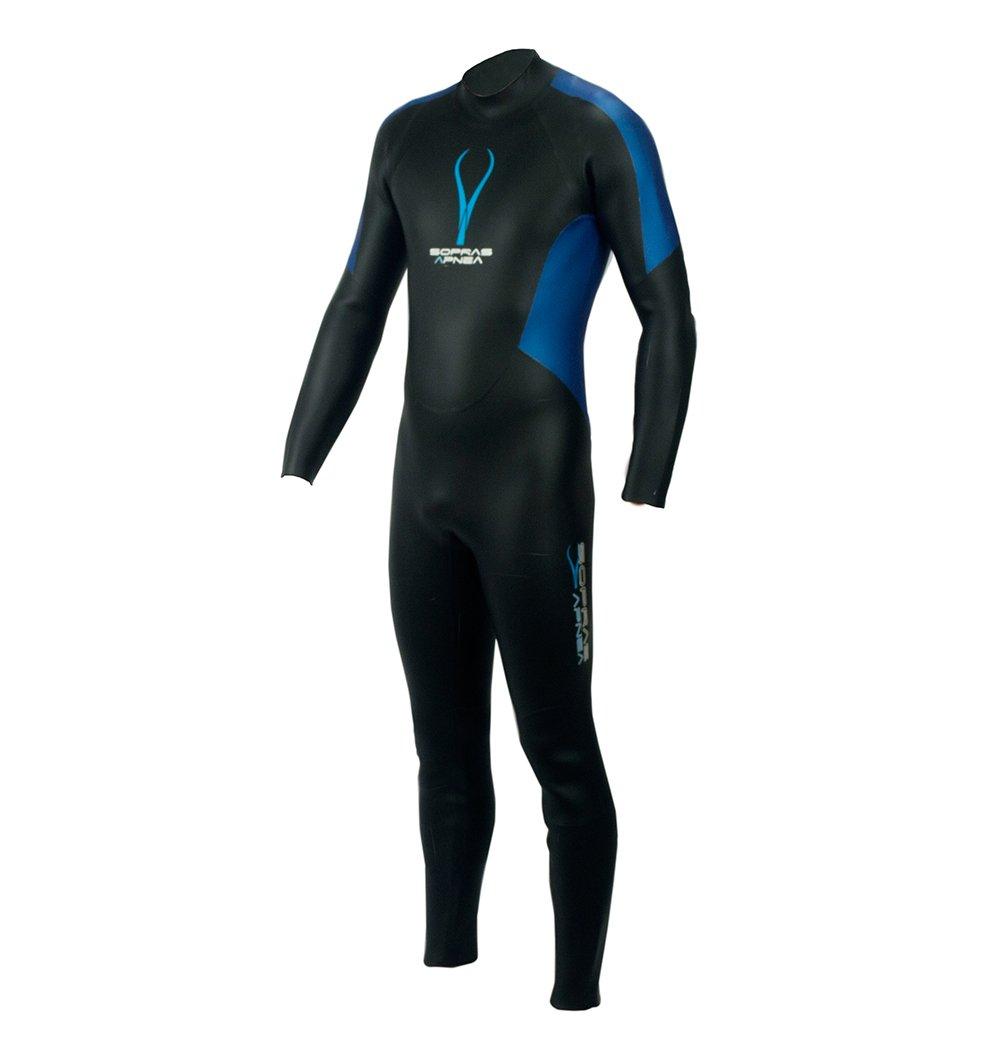 Sopras Apnea Freediving Marlin GlideスキンスーツCompetition 3 mmウェットスーツスピアフィッシングパフォーマンスDiving Extraストレッチメンズウェットスーツ  4 - MEDIUM