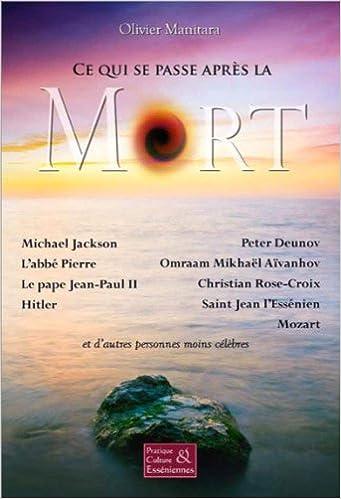 Joomla livre gratuit Télécharger Ce qui se passe après la mort 2364110327 by Olivier Manitara PDF