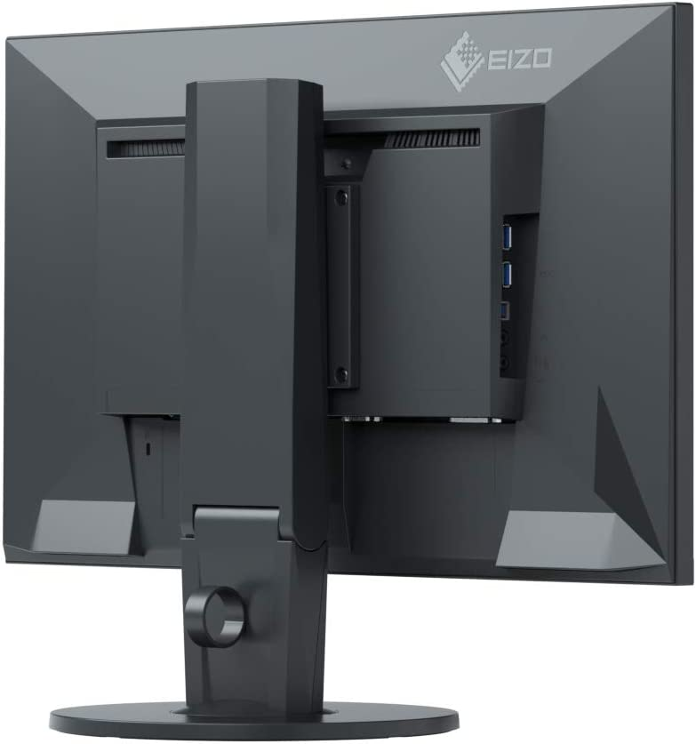 Eizo Flexscan Ev2450 Bk 60 4 Cm Ultra Slim Monitor Computer Zubehör