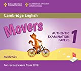 Cambridge English Young Learners 1 for Revised Exam from 2018 Movers Audio CD (Cambridge Young Learners Engli)