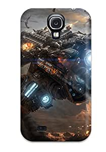 Tpu Fashionable Design Starcraft Rugged Case Cover For Galaxy S4 New