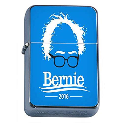 Bernie-Sanders-Flip-Top-Dual-Torch-Lighter-S6-Smoking-Cigarette-Smoker-420-Sexy-Weed-Double-Flame-Presidential-Candidate