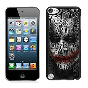 retail Glitter Anchor iPod touch 5 Case Black Cover