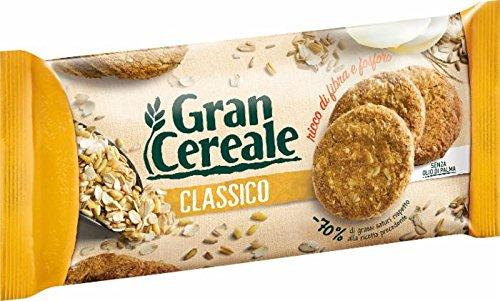Gran Cereale Biscotti Classico con 4 Cereali, 500 gr