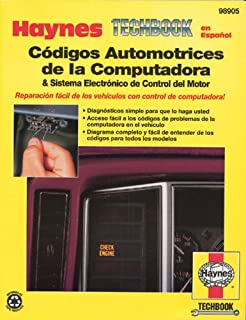 Automotive Computer Codes (Spanish) (Haynes Repair Manuals)
