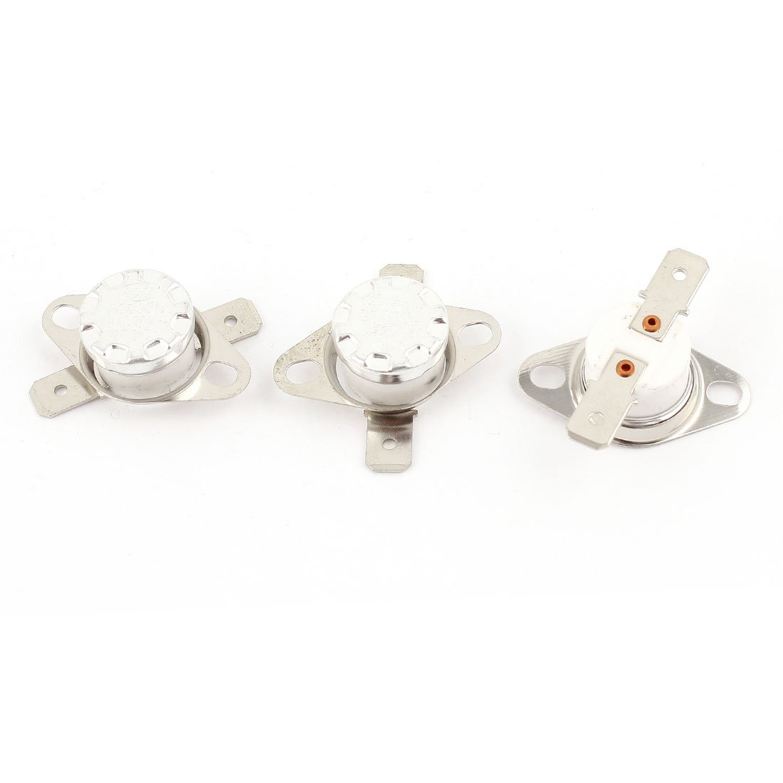 uxcell 3 Pcs KSD301 NC Temperature Switch Thermostat 175 Celsius 250V 10A SYNCF1001621