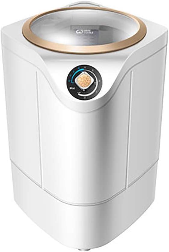 USB faltbare Ultraschall-Turbinenwaschmaschine f/ür Zuhause//Reisen//Wohnungen//Schlafs/äle SHIKING/® Tragbare faltbare W/äschewanne Mini-Waschmaschine