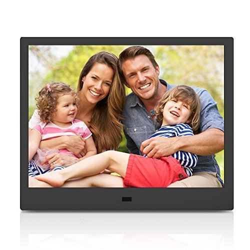 Wecool 10 inch Digital Photo Frame Full format playback Natural View ...