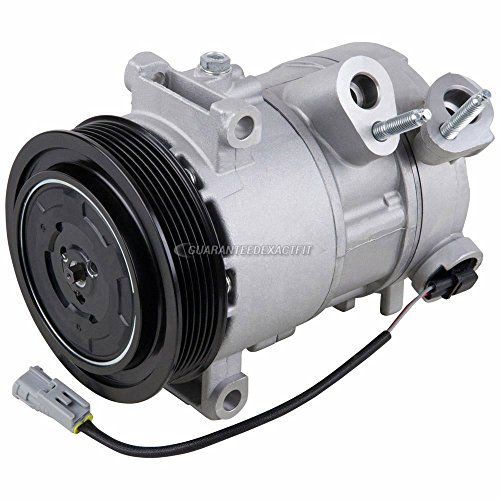 New Jeep Compass - AC Compressor & A/C Clutch For Dodge Caliber Jeep Patriot Compass - BuyAutoParts 60-03281NA New