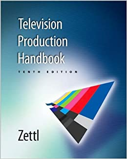 Television production handbook text only 10th tenth edition by television production handbook text only 10th tenth edition by h zettl herbert zettl amazon books fandeluxe Images