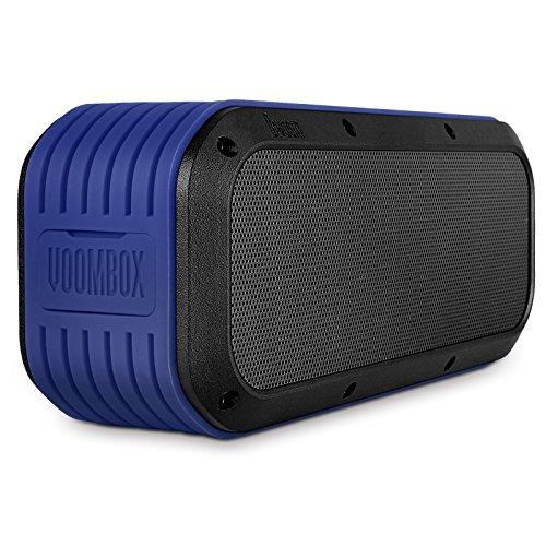 Divoom Outdoor2 Stereo Wireless Water Resistant Bluetooth Speaker True 15W (Blue) by Divoom