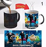 Hotel Transylvania 2 Movie Magic Mug Color Change Tea Coffee Mug 11 Oz Gift -1