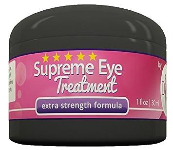 Amazon.com: Supremo ojo Tratamiento Crema por Diva Fit ...