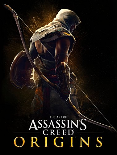 The Art of Assassin's Creed Origins by Titan Books