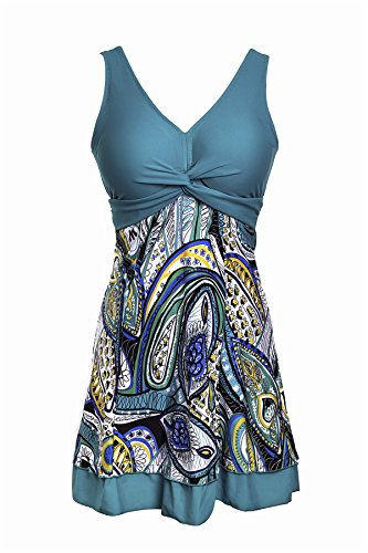 NoNoCat One Piece Shaping body Floral Swimwear Plus Size Bathing suit for Women