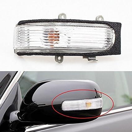 Amazon Com Left Side Rear Mirror Indicator Turn Signal Light Toyota