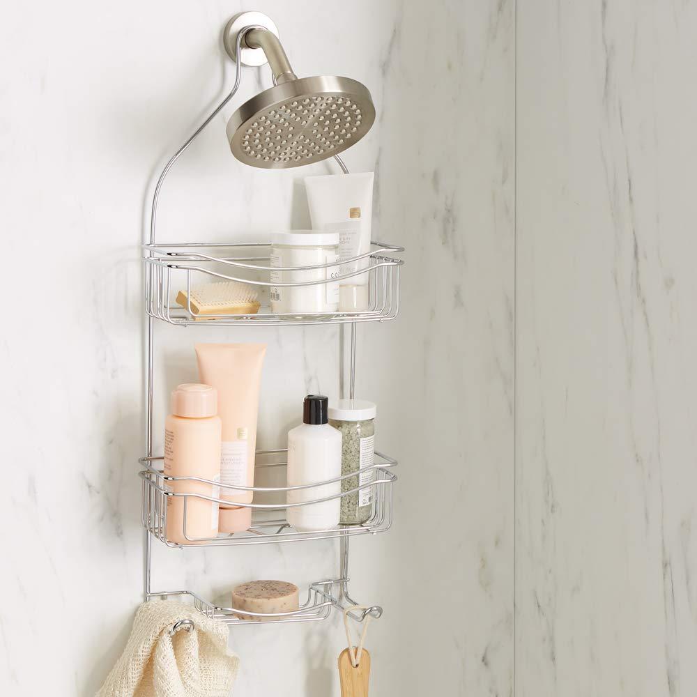 Basics Estanter/ía de ducha curvada
